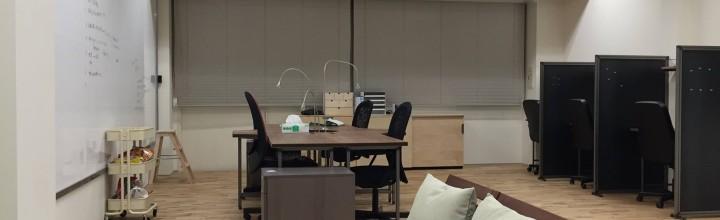 【ブログ】新しいラボ(オフィス)