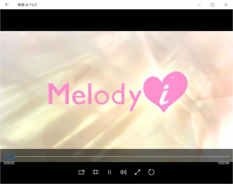 melodyi動画00