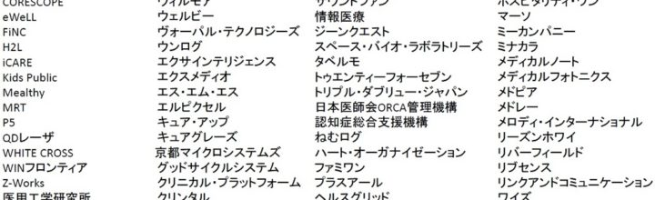 【メディア掲載】日経デジタルヘルス年鑑に掲載されました