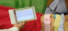 プチCTG4台をタイのチェンマイ地方4病院に納入してきました