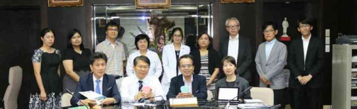 【メディア】チェンマイ大学訪問がチェンマイニュースに掲載
