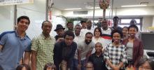 【報告】神戸情報大学院大学からのアフリカ人留学生研修実施